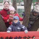 Домашний детский садик ЛАДУШКА (Москва, СЗАО)