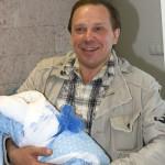 Владимир Девятов и сын