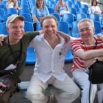 Владимир Девятов и Борис Моисеев