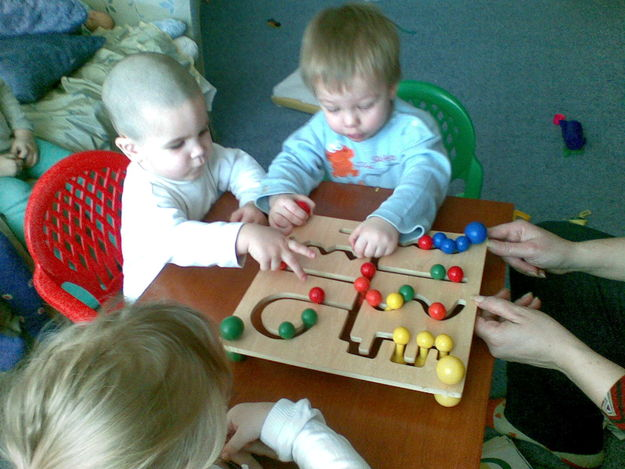Домашний детский сад на м