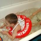 надувной круг для младенцев swimtrainer