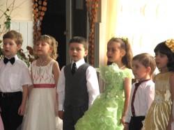выпускной детский сад
