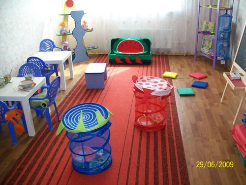 домашний детский сад Железнодорожный