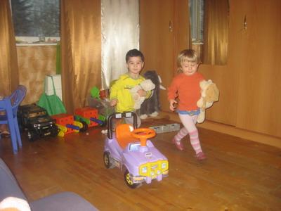 "Домашний детский сад ""Бэмби"""