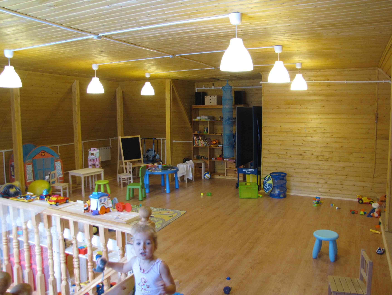 Домашний детский сад божья коровка мо