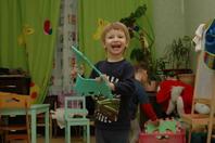 """Домашний детский сад """"Игогоша"""""""