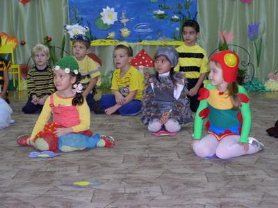 """Частный детский сад """"Киприда"""""""