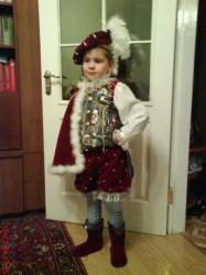 Новогодние костюмы детей