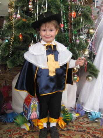 Новогодние костюмы - фотографии родителей