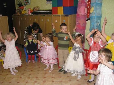 """Утренник в детском саду """"Татоша"""""""