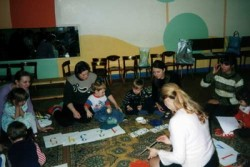 Нескучный детский сад