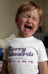 Детская психология - ребенок плачет