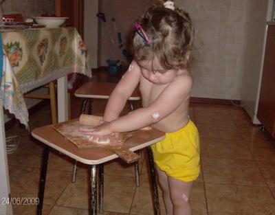 Мухтарова Амалия, 2,5 года