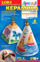 Наборы для детского творчества - Роспись колокольчиков