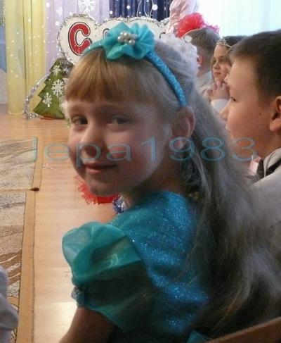 Детское платье на выпускной в детском саду