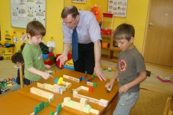 Британский детский сад ILA Aspect