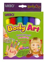 Наборы для детского творчества: пластилин, краски