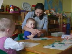 Домашний детский сад в Митино