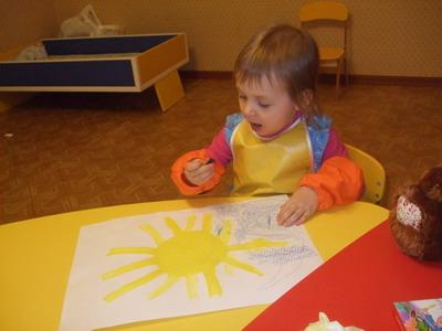 "Домашний детский сад ""Пятнашки"" в Озерках"
