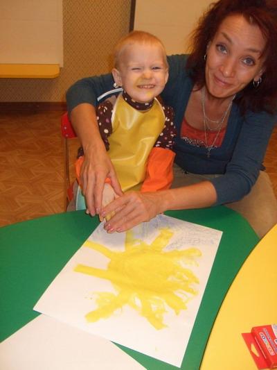 Домашний детский сад пятнашки в
