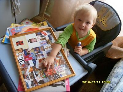 Детский фотоконкурс поделок