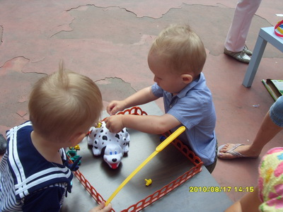 Детская выставка
