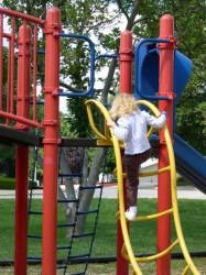 Площадка в детском саду