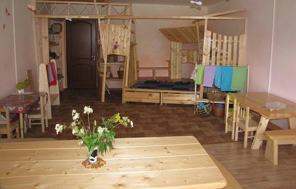 детский сад ФИДОНТЕК