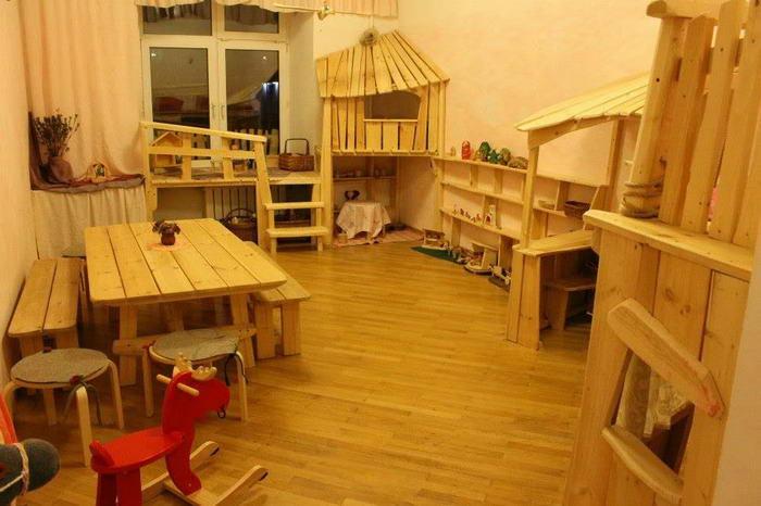 Частный детский сад БОЛЬШАЯ ЧЕРЕПАХА