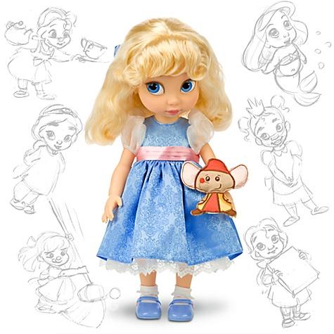 Disney Animators' Collection Cinderella - Золушка