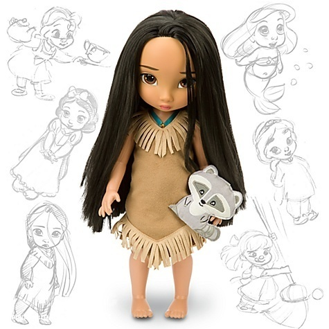Disney Animators' Collection Pocahontas - Потахонтес