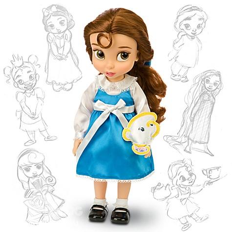 Disney Animators' Collection - Бэль