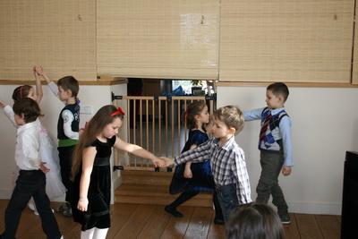 знакомство на английском языке в детском саду