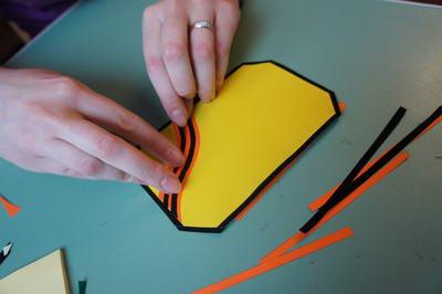 Как сделать магнитную бумагу 14