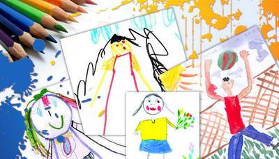Объявляем конкурс рисунков детский