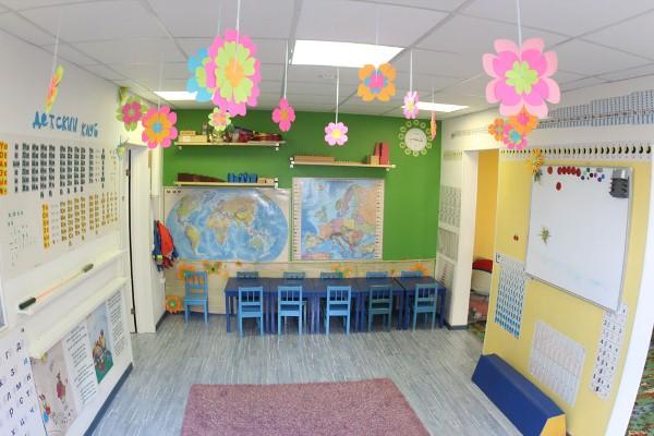 детский сад просто