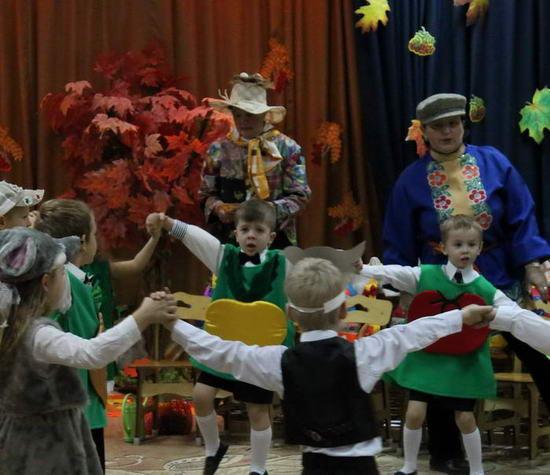 знакомство детей с овощами в детском саду