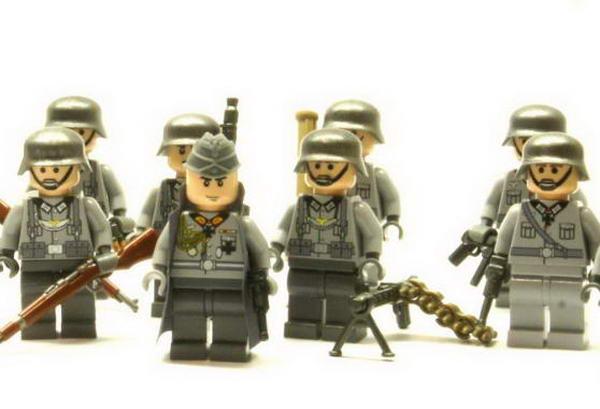 Лего война 2 мировая купить