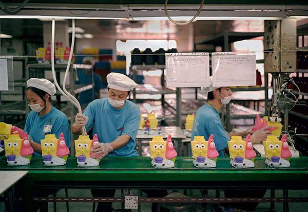 китайские игрушки