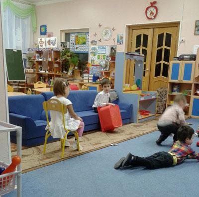 прописка и детский сад в Питере