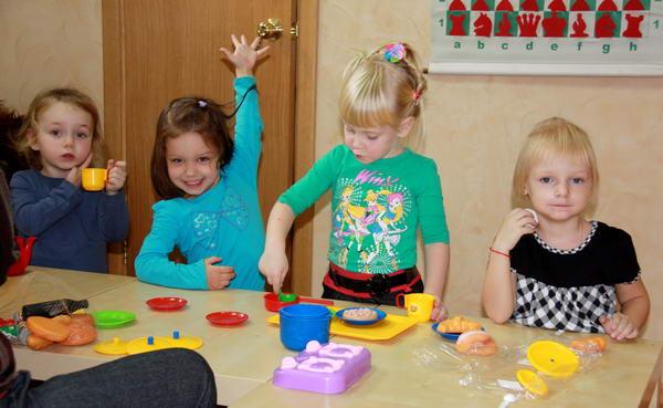 Частный детский сад ИРИСКА