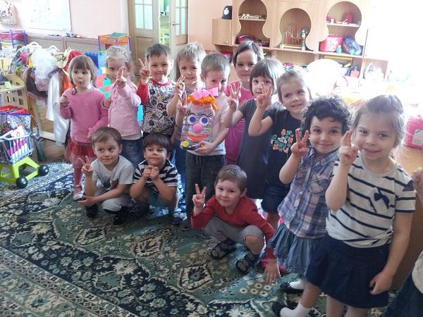 День Земли в детском саду