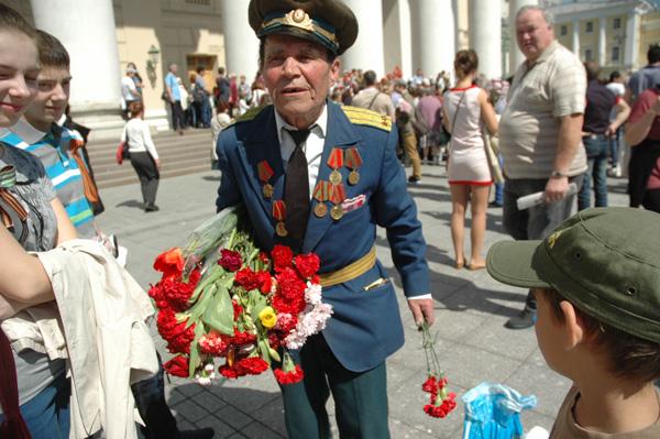 9 мая в Москве - 2013 год