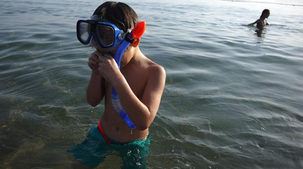 детское плавание
