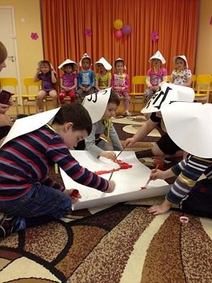 детский сад № 461