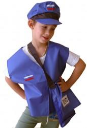 детский костюм почтальона