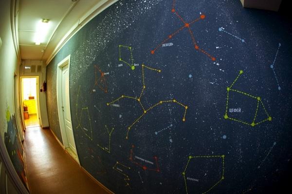 В какой цвет можно красить стены в детском саду