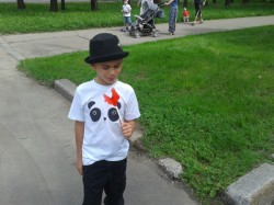 День защиты детей на ВВЦ - 1 июня 2013 года