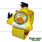 детские часы Angry Birds