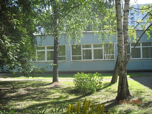 детский сад № 1072